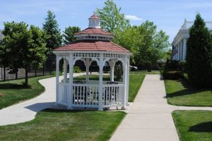 Image Gallery: The Cottages of New Lenox Gazebo